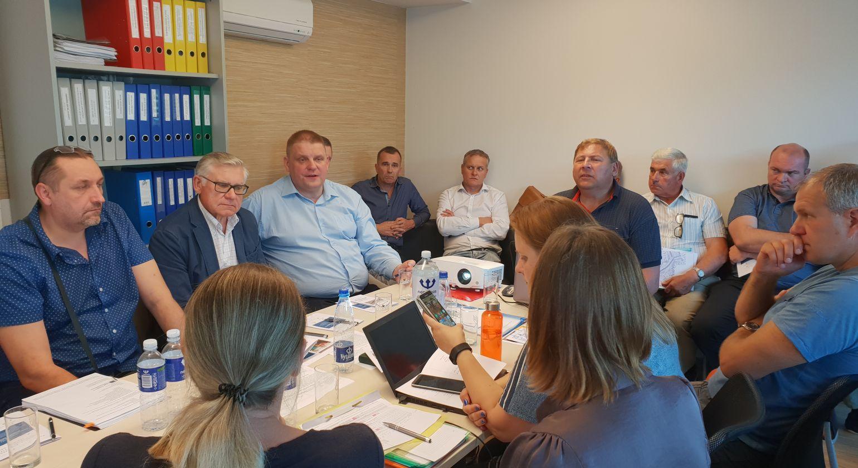 Aptarta Klaipėdos žuvininkystės regiono plėtros 2016–2023 m. strategijos įgyvendinimo eiga