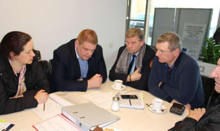 2019 kovas, Įvyko vietos  projektų atrankos komiteto posėdis