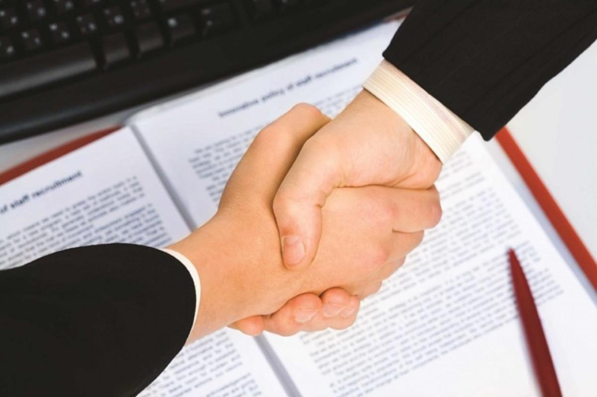 Pasirašyta paramos sutartis 2016