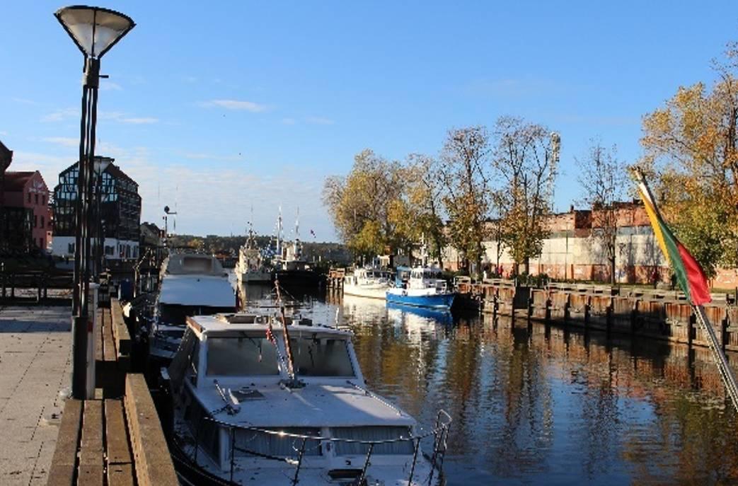 Skirta parama įgyvendinti Klaipėdos žuvininkystės regiono plėtros 2016–2023 m. strategiją