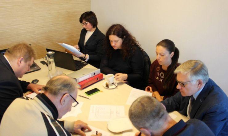Įvyko vietos  projektų atrankos komiteto posėdis
