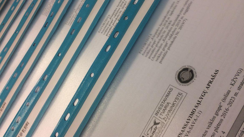 Valdybos posėdyje patvirtinta Kvietimo teikti vietos projektus  Nr. 4 dokumentacija
